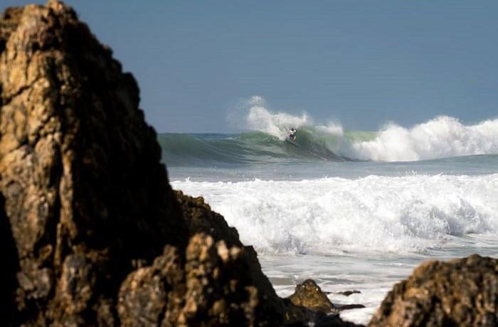 Surf  Leandro usuna Ben Reed ISA 1