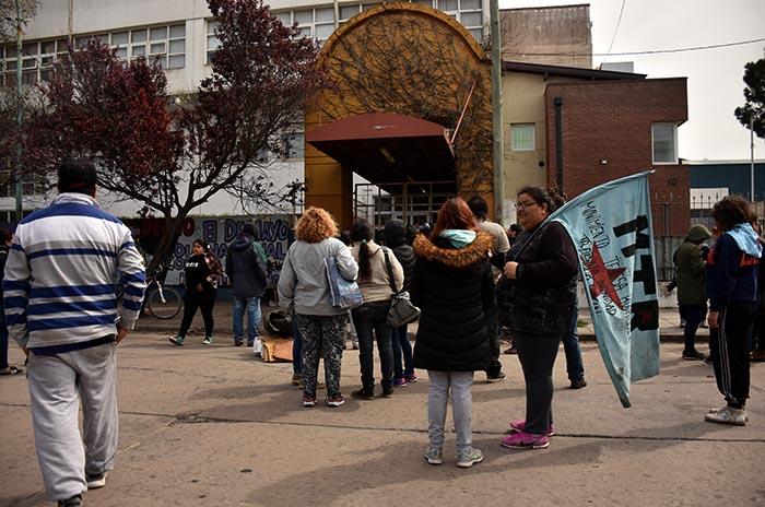 Desarrollo Social: reclamo, protesta y compromiso del gobierno local