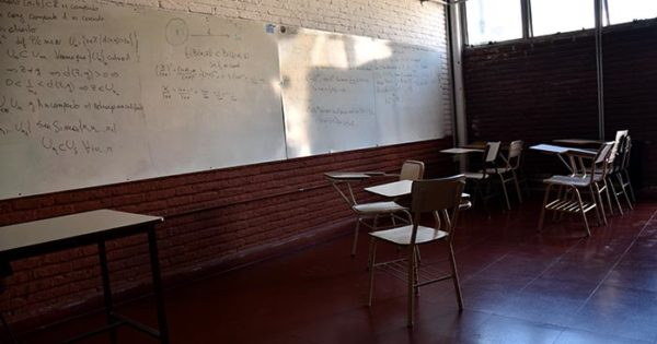 El viernes, docentes universitarios vuelven al paro por la paritaria