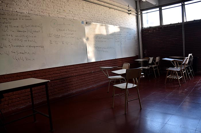 Los docentes universitarios aceptaron la oferta salarial