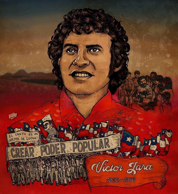 Víctor Jara - Villy Villian