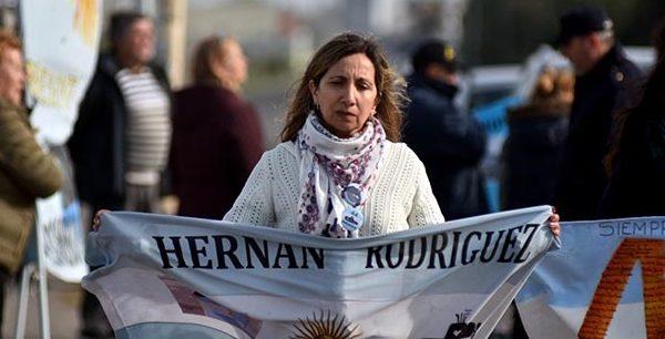 "ARA San Juan, 10 meses: ""En esta búsqueda va nuestra esperanza"""