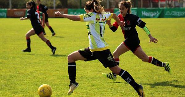 Fútbol Femenino: la tercera fecha, en un predio propio
