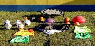 Tres robos en siete días en Boca: se llevaron botines, 30 pelotas y abrigos