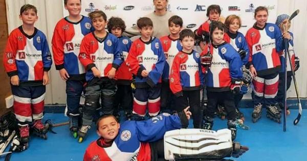 El Náutico campeón sudamericano de roller hockey