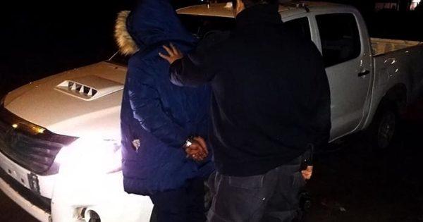 Abusó de su expareja y le robó el auto: fue detenido