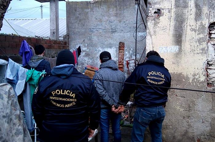 Dos detenidos en la ciudad por un robo y homicidio en Balcarce