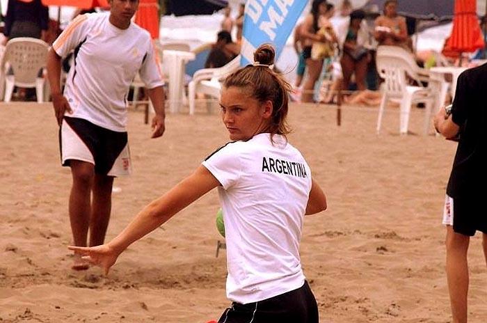 jimena riadigos lucas curra beach handball