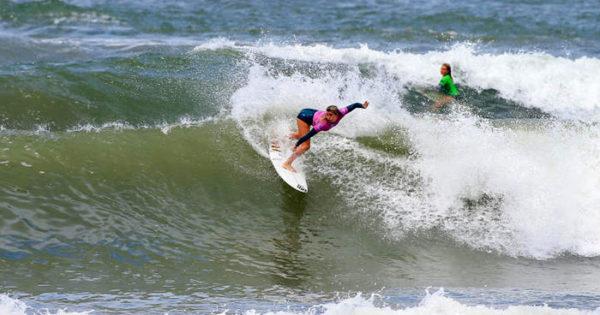 Surf: presentaciones marplatenses en Australia