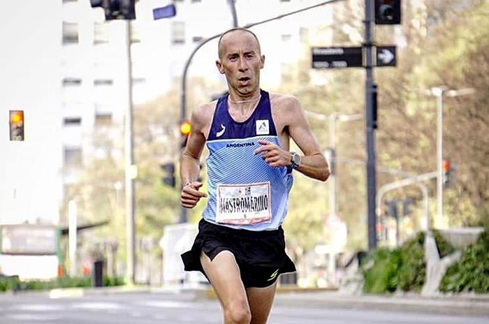 Los marplatenses completaron el Sudamericano de Maratón