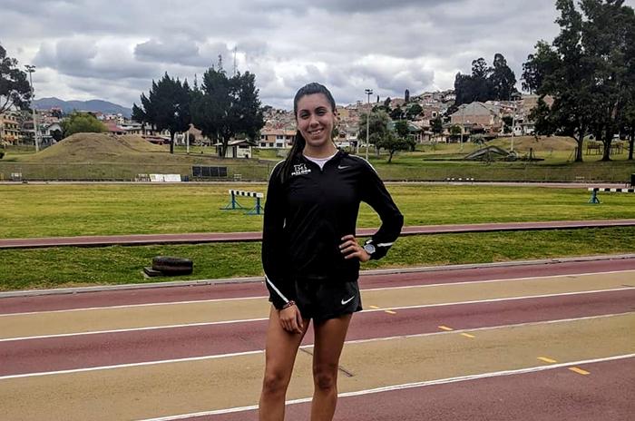 Micaela Levaggi se presenta en el Sudamericano Sub 23