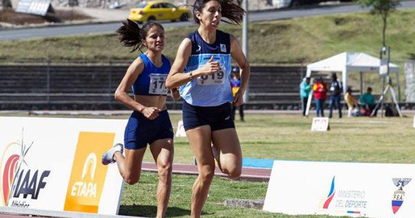 Atletismo: malestar de atletas por la reducción de la delegación para el Sudamericano
