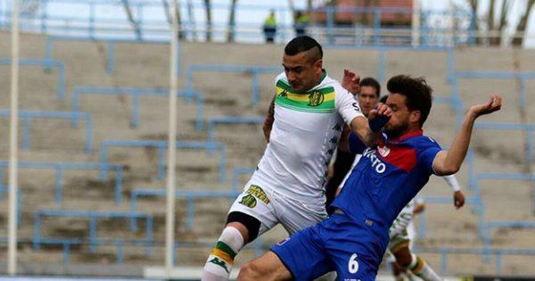 Tigre golpeó en el arranque y le robó la racha a Aldosivi
