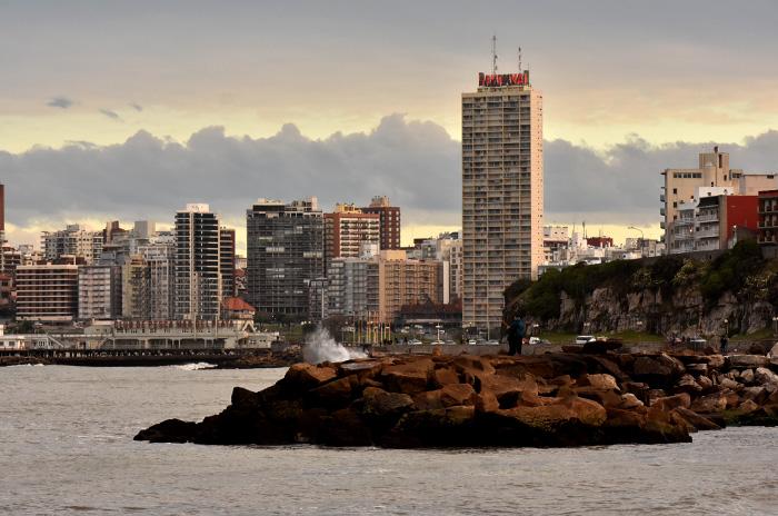 Tras el calor, la lluvia: cómo sigue el tiempo en Mar del Plata