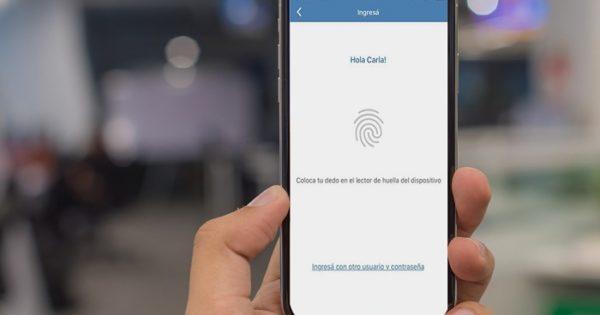 Banco Macro permite hacer trámites con la huella digital y reconocimiento facial