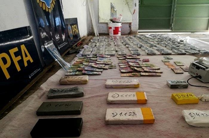 Desbaratan banda narco que traía droga a Mar del Plata