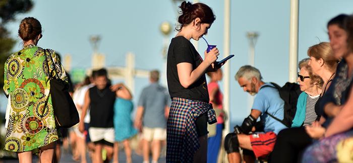 Fin de semana largo: la ciudad recibió a casi 100 mil turistas