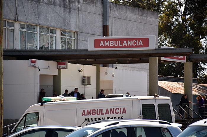 Murió motociclista tras un choque en Cerrito y Fortunato de la Plaza