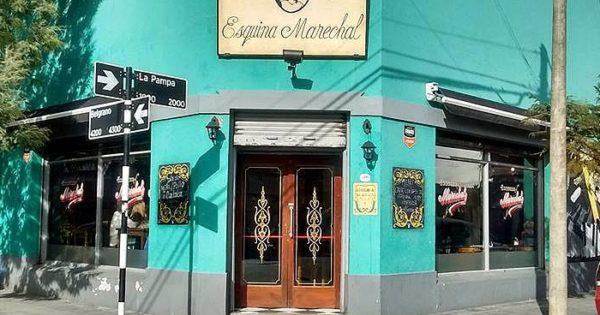 """Cerró el café cultural Esquina Marechal: """"No dan los números"""""""