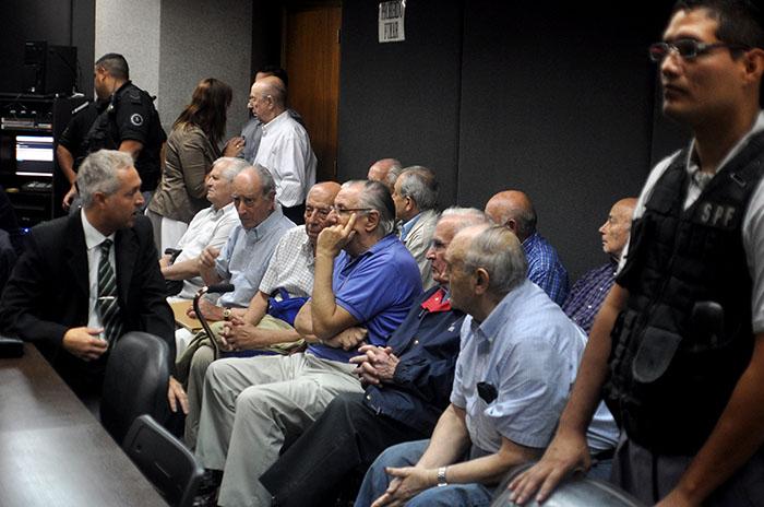 Base Naval: Casación confirmó las condenas de los doce represores