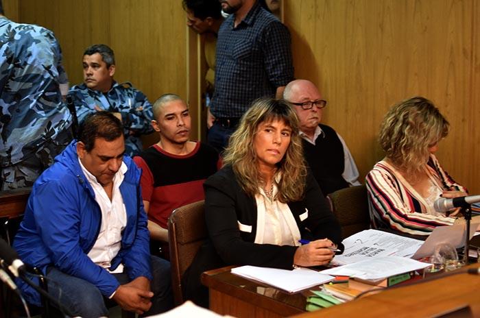 Crimen de Lucía Pérez: empezaron a juzgar a los tres acusados