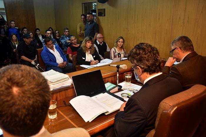 Lucía Pérez: el juicio, a la espera del testimonio de los peritos