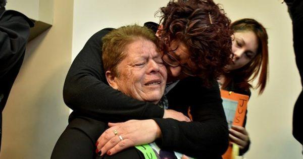 """Femicidio de Analía: un """"poquito de alivio"""", 18 meses después"""