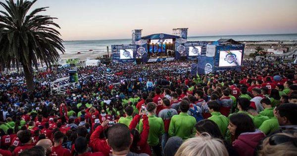 Arrancan los Juegos Evita en Mar del Plata: cinco días de acción en 44 sedes