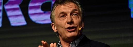 """Macri: """"Sigo adelante por el que la pasa mal y no llega a fin de mes"""""""