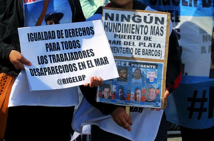 """Rigel: a 9 meses de la tragedia, una marcha """"contra el abandono"""""""