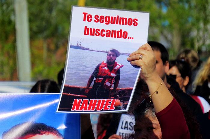 """Rigel, 457 días sin ser buscados: """"Este gobierno ya nos dijo que no"""""""