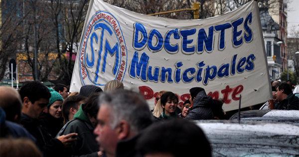 Malestar de maestros municipales por el recorte de bonificaciones