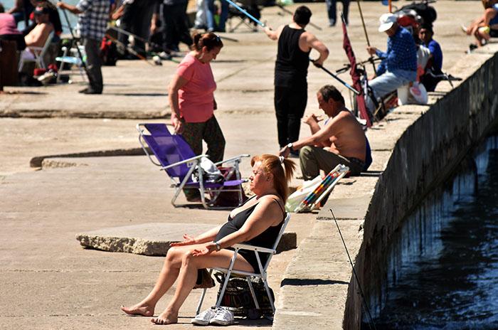 Cómo sigue el tiempo este fin de semana largo en Mar del Plata