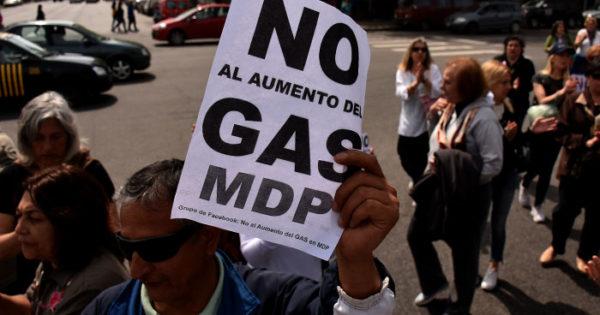 """Marcha atrás con la suba extra del gas: """"Es un mínimo gesto"""""""