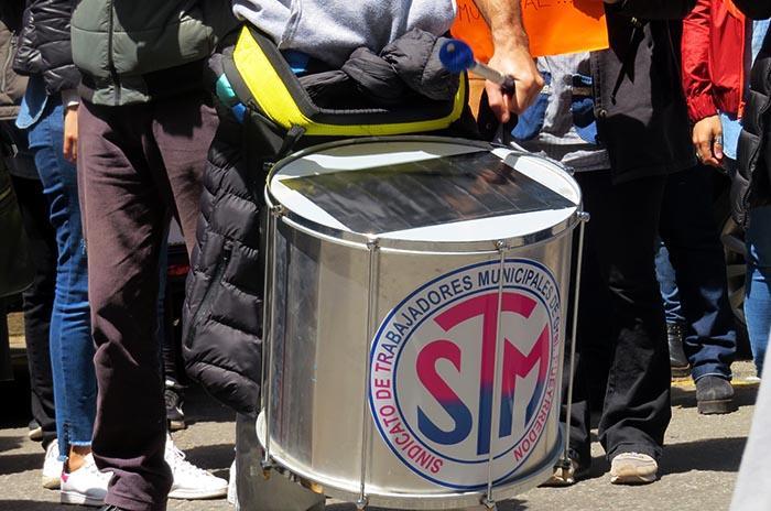 Las trabajadoras municipales se sumarán al paro del viernes