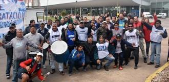 Ferroautomotora: tras la protesta, reincorporan a las mujeres despedidas