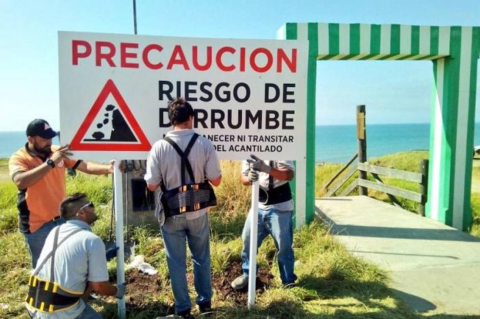 Seguridad de playas: mayor señalización de cara al verano