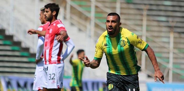 Aldosivi fue efectivo, resistió y se quedó con más que tres puntos