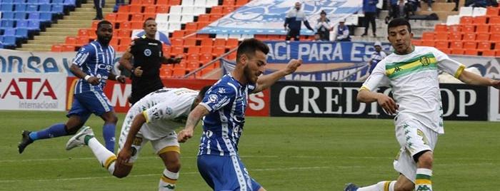 Aldosivi volvió a caer como visitante en Mendoza
