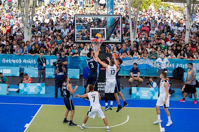 basquet juegos olimpicos de la juventud