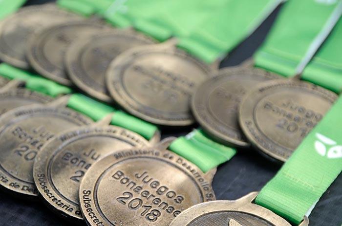 bonaerenses 2018 medallas