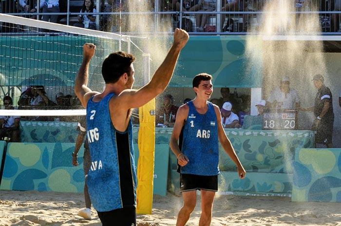Buenos Aires 2018: Zelayeta y Amieva a las semifinales