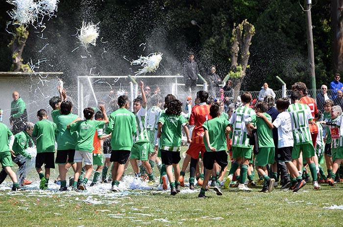 Fútbol local: Kimberley volvió a destacarse en inferiores