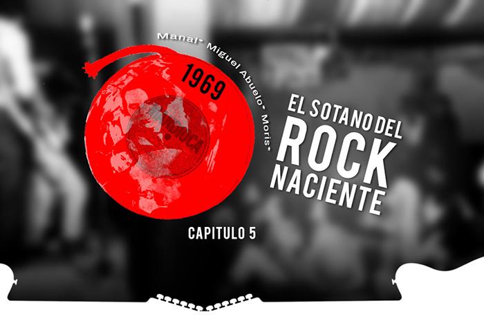 """Mar del Plata y el rock, capítulo 5: """"El sótano del rock naciente"""""""