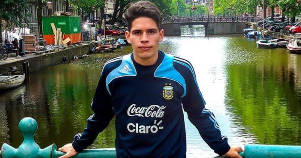 Fútbol 7: Matías Vera disputa la Copa América con la Selección
