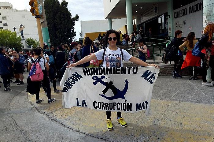 """Las mujeres del Repunte, en Trelew: """"Seguimos en la lucha"""""""