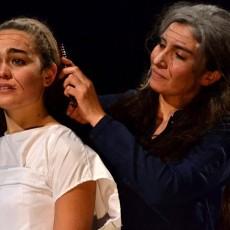 Tres obras de César Brie en El Galpón de las Artes