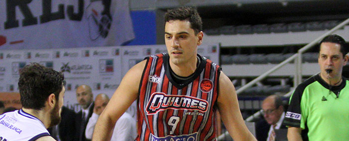 Quilmes sufrió ante Bahía Basket pero volvió al triunfo