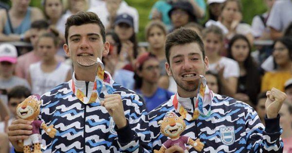 Buenos Aires 2018: Zelayeta se colgó la de bronce en vóley playa