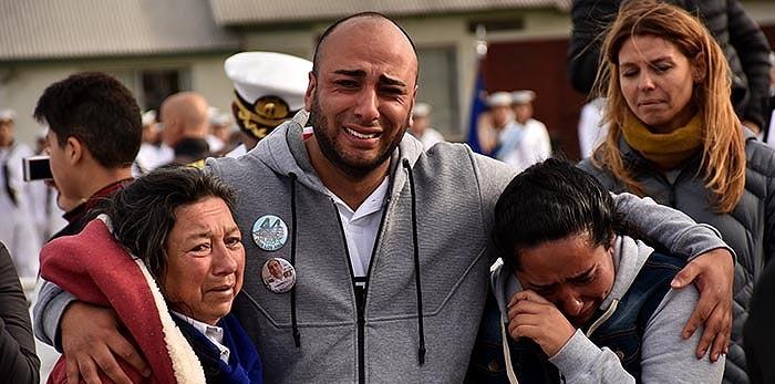 Submarino ARA San Juan: un año de dolor sin ninguna certeza